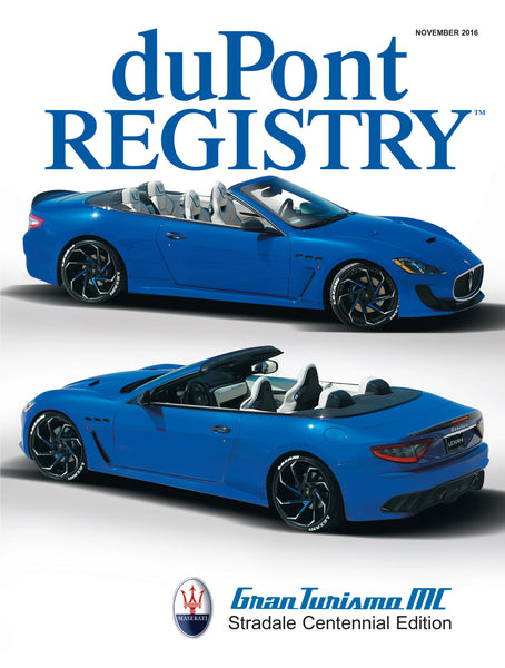 duPont REGISTRY November 2016