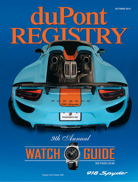 duPont REGISTRY October 2015