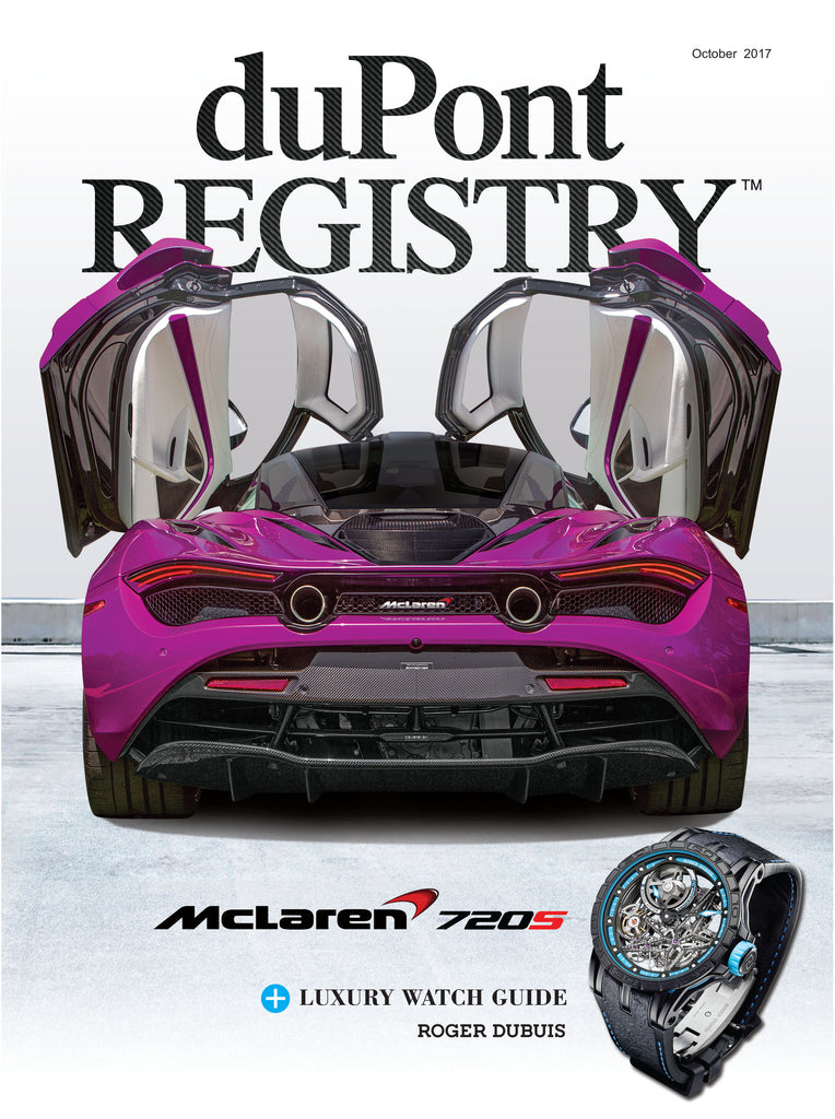 duPont REGISTRY October 2017