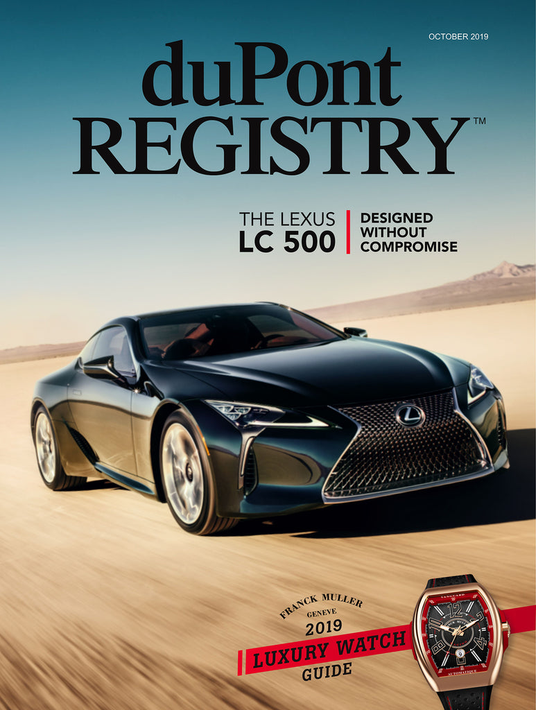 duPont REGISTRY October 2019