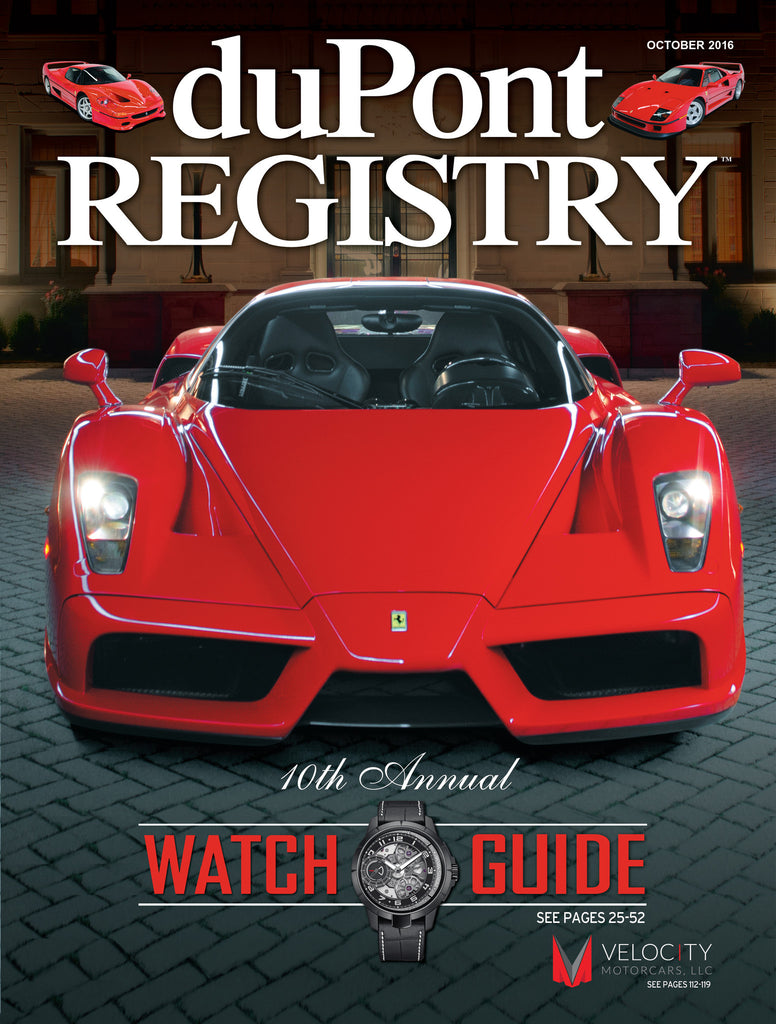 duPont REGISTRY October 2016