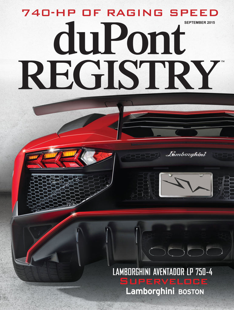 duPont REGISTRY September 2015