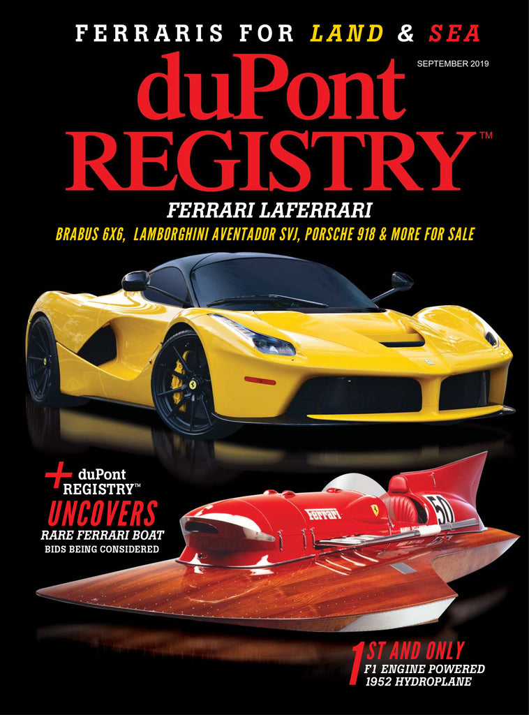 duPont REGISTRY September 2019