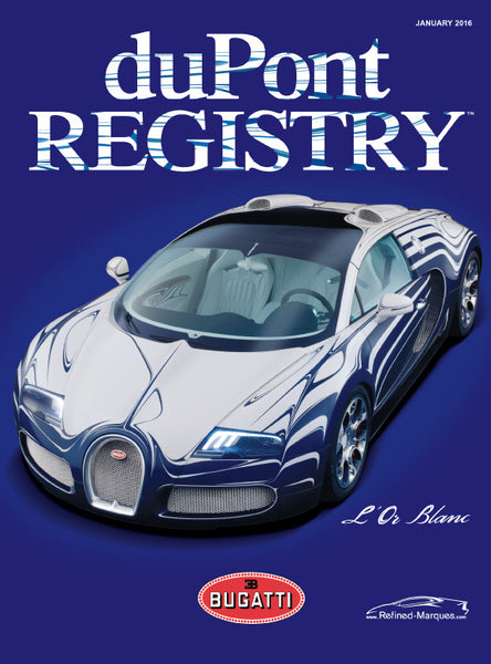 duPont REGISTRY January 2016