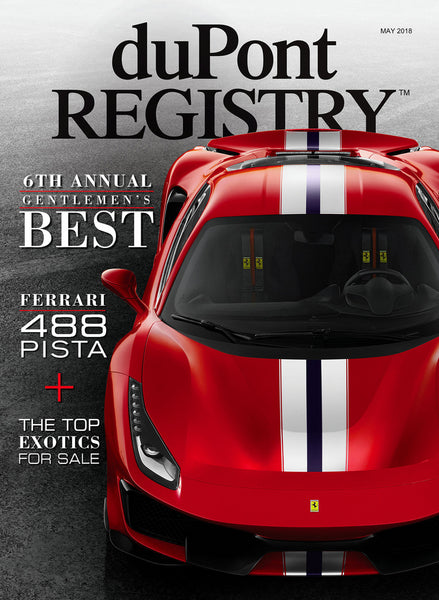duPont REGISTRY May 2018
