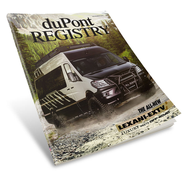 duPont REGISTRY November 2018
