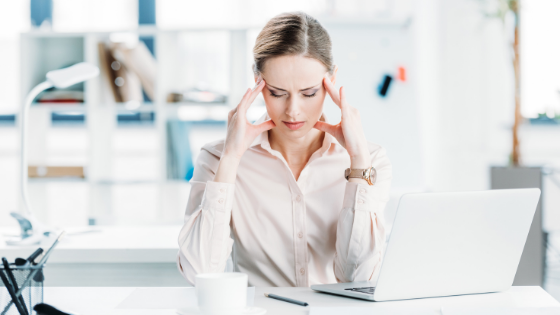 Stress: Signs, Symptoms and How to Stress Less
