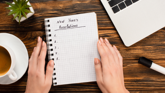 5 Steps to Make Resolutions That Will Stick