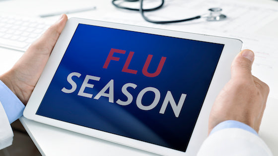 Staying Healthy in Flu Season