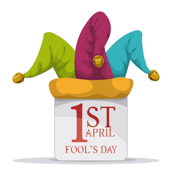 5 Indoor April Fools Pranks