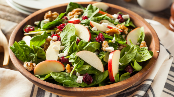 Fall Feast Salad