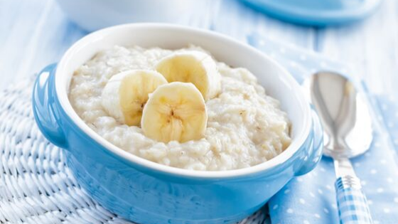 Healthy Breakfast Porridge
