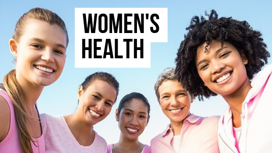 National Women's Health Week 2019