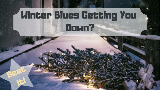 Winter Blues 😨? Here's How To Overcome It! 😁