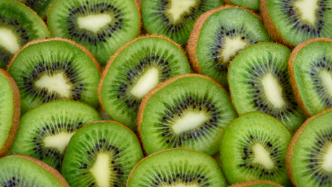 kiwi natural fruit source collagen boost booster vitamin c