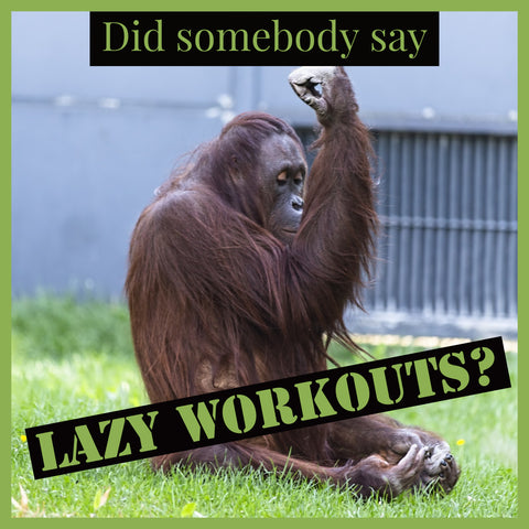 Blog Image for Lazy Exercise