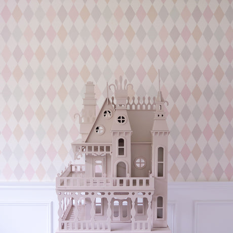 WD PINK Dollhouse