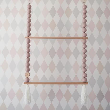 Beaded Hanging Rack