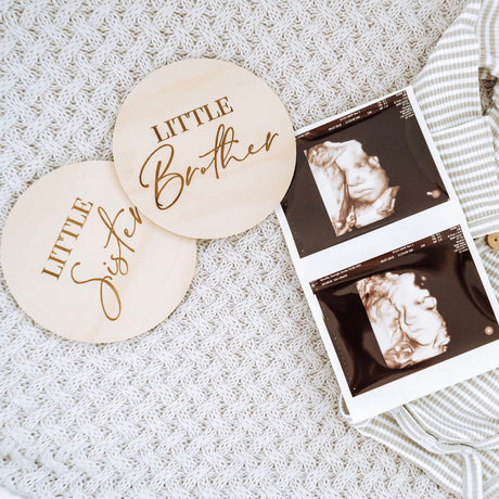 Little Sibling Plaque