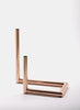 Chandelier Duo Candle Stick Holder - Copper