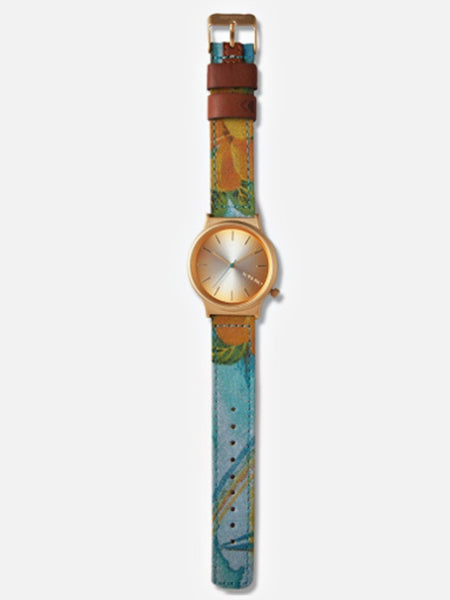Komono Wizard Print Bora Bora Watch