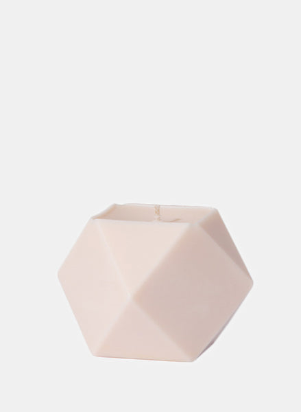 Some Artists The Cuboctahedron Candle - French Pear
