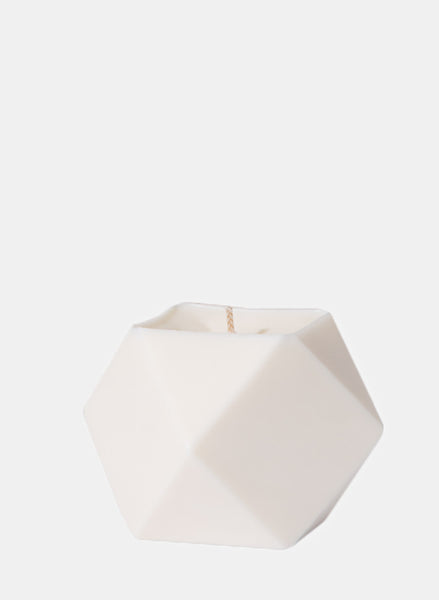 Some Artists The Cuboctahedron Candle - Lime and Coconut