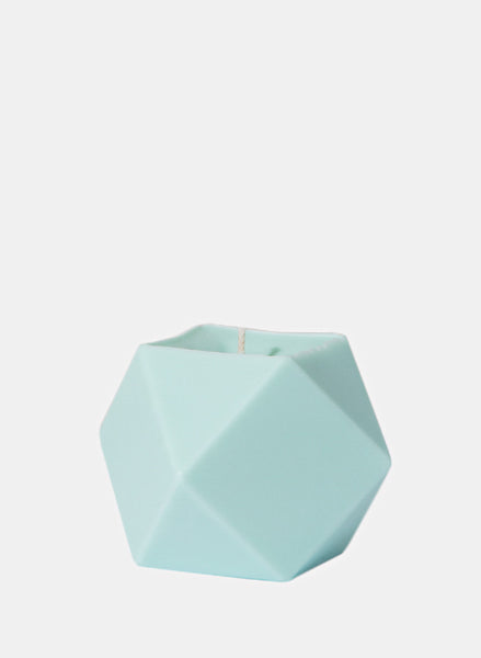 Some Artists The Cuboctahedron Candle - Lotus and Lemongrass