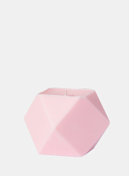 Some Artists The Cuboctahedron Candle - Persian Fig and Passionflower