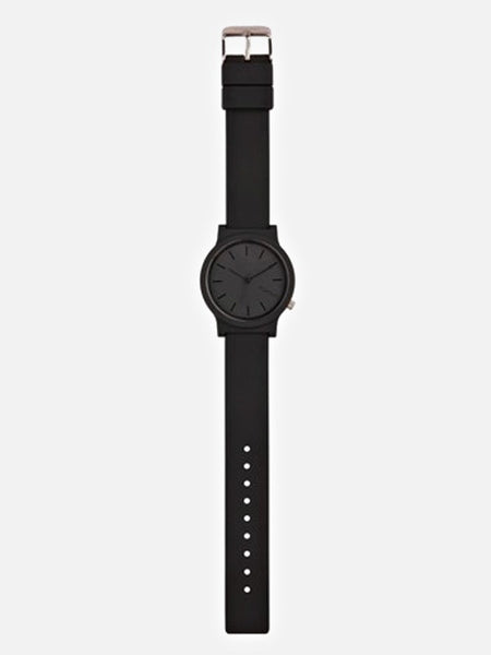 Komono Watch Wizard Fat Black