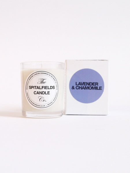 Spitalfields Candles - Lavender & Chamomile 65g