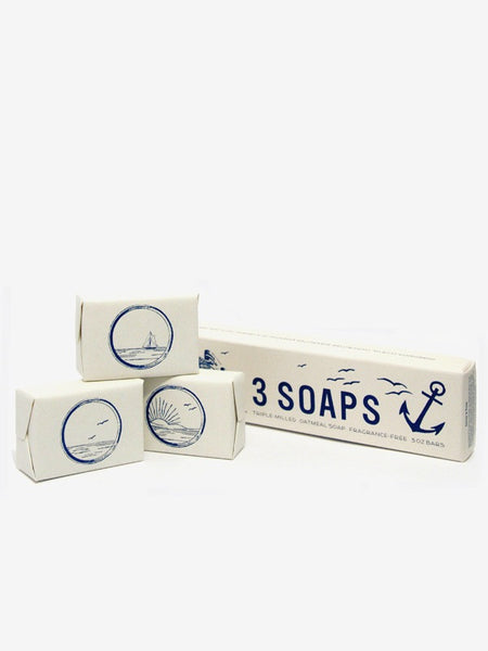 Izola Maritime Soap Set of 3