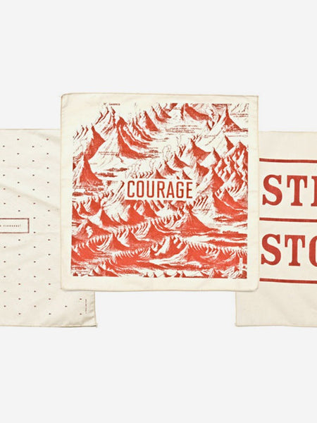 Izola O'Pioneers Handkerchief Gift Set of 3