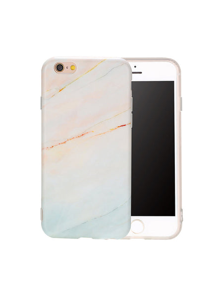 Marble Case For iPhone 7 6 6s Plus