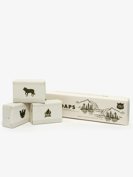 Izola Scout Soap Set of 3