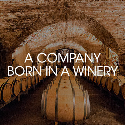 A Company Born in a Winery