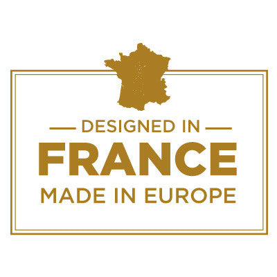 Designed in France, Made in Europe