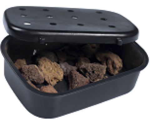 Container for Lava Stones - $19