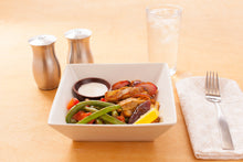 Load image into Gallery viewer, Chicken and veggies with a side of green beans Eat Smart RVA meal delivery service