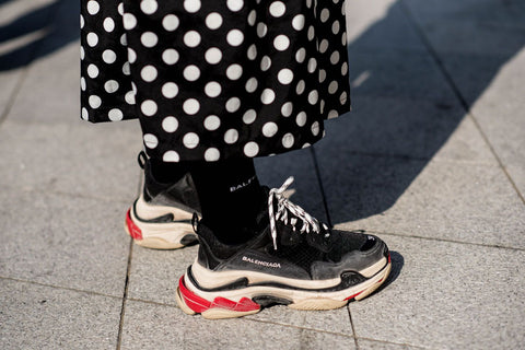 de00109e7846 🚨Trend Alert🚨How to wear BALENCIAGA Triple S Sneakers 🤔