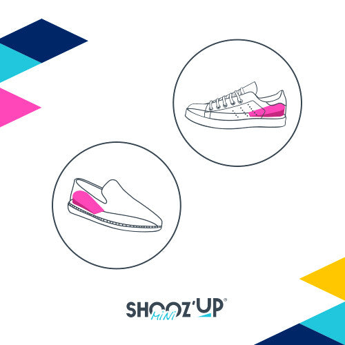 SHOOZ'UP MINI 0.59'' - 1.5cm - Shooz'up