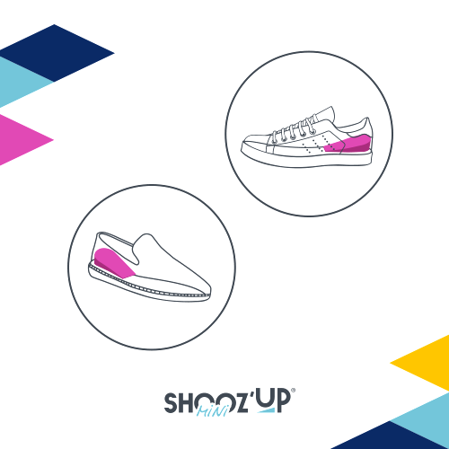 Add Shooz'up inside your shoes, no high heels anymore, available in many shops in France, United Kingdom, Belgium...and Harrods, Printemps, Corte Ingles....