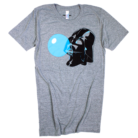 Darthpopstar Blue Bubblegum tee