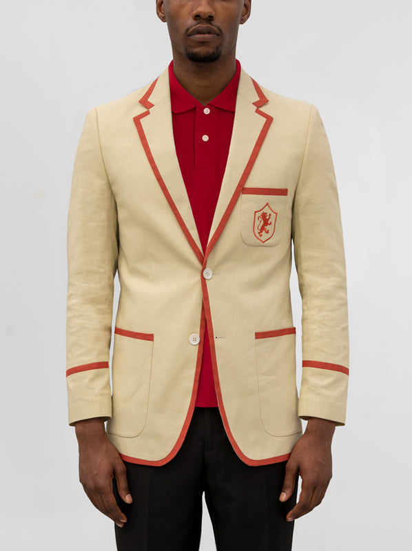 OFF WHITE ROWING JACKET