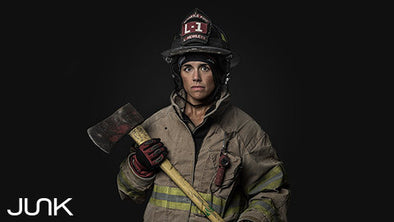 Interview with Firefighter Lacie Hewlett