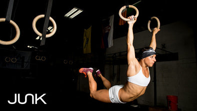 Kelley Jackson from Individual to Team at The Reebok CrossFit Games