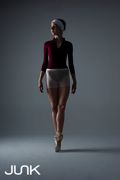 Zoe Womack Ballet Dancer JUNK Brands