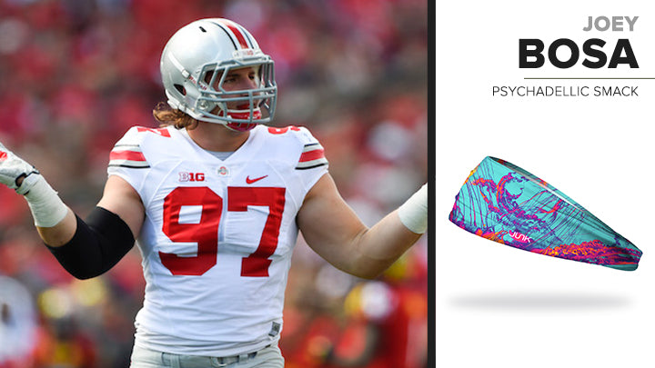 Which Headband Fits Joey Bosa's Personality?