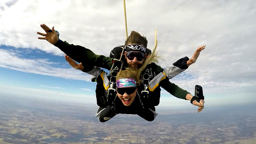 JUNK Labs Extreme Test Skydiving Headbands