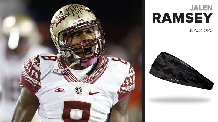 Which JUNK Headband Fits Jalen Ramsey's Personality?